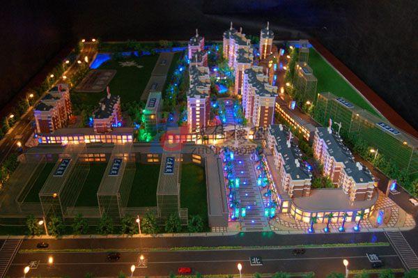 北京筑佳展览展示有限公司-都市怡园
