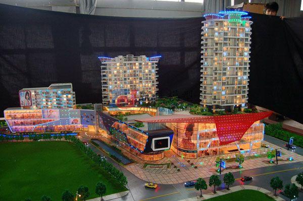 北京筑佳展览展示有限公司-金汇广场